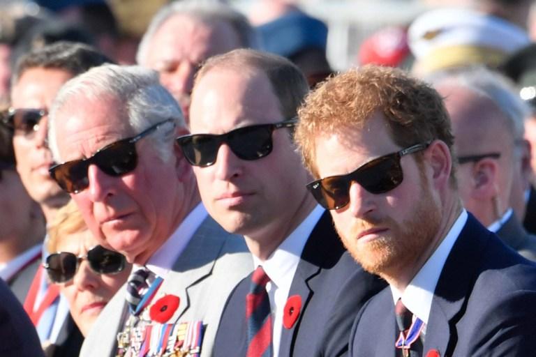 Príncipe-Carlos-William-Harry
