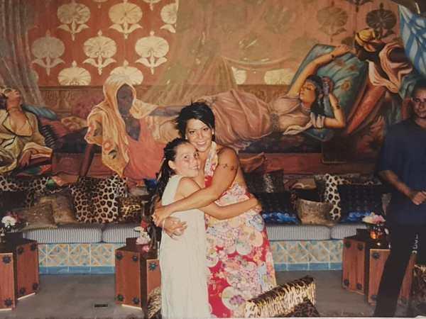 Alejandra Guzmán y Frida Sofía