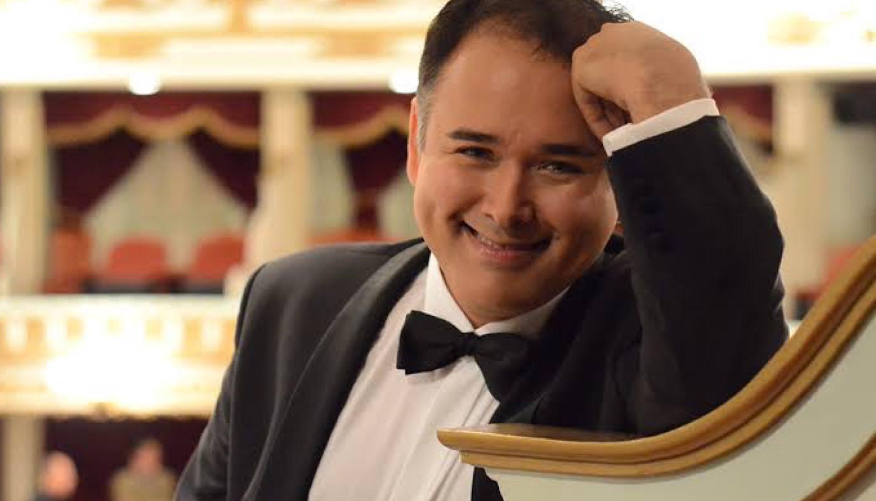 Javier Camarena cantante de Ópera mexicano