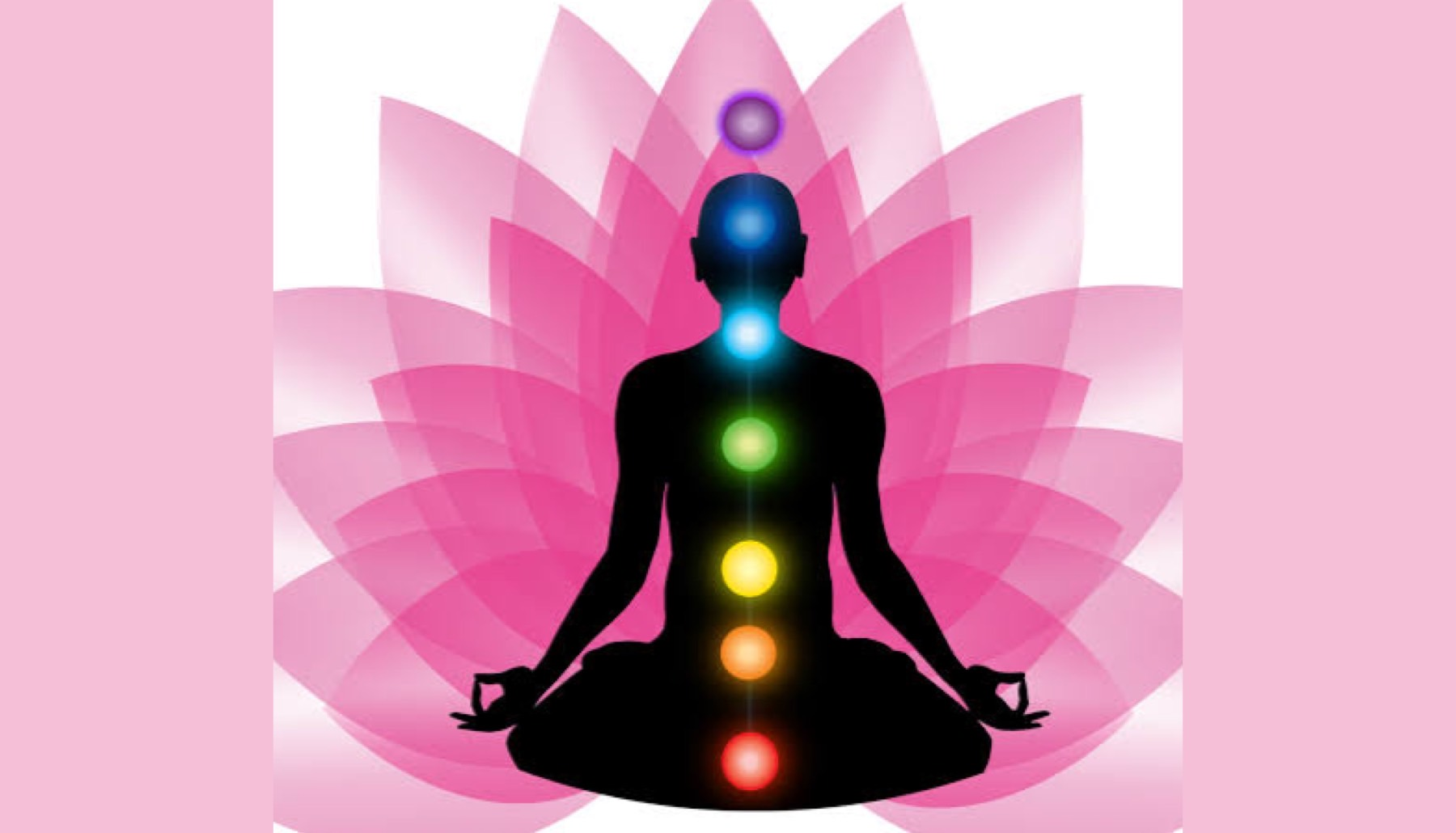 Existen siete chakras principales