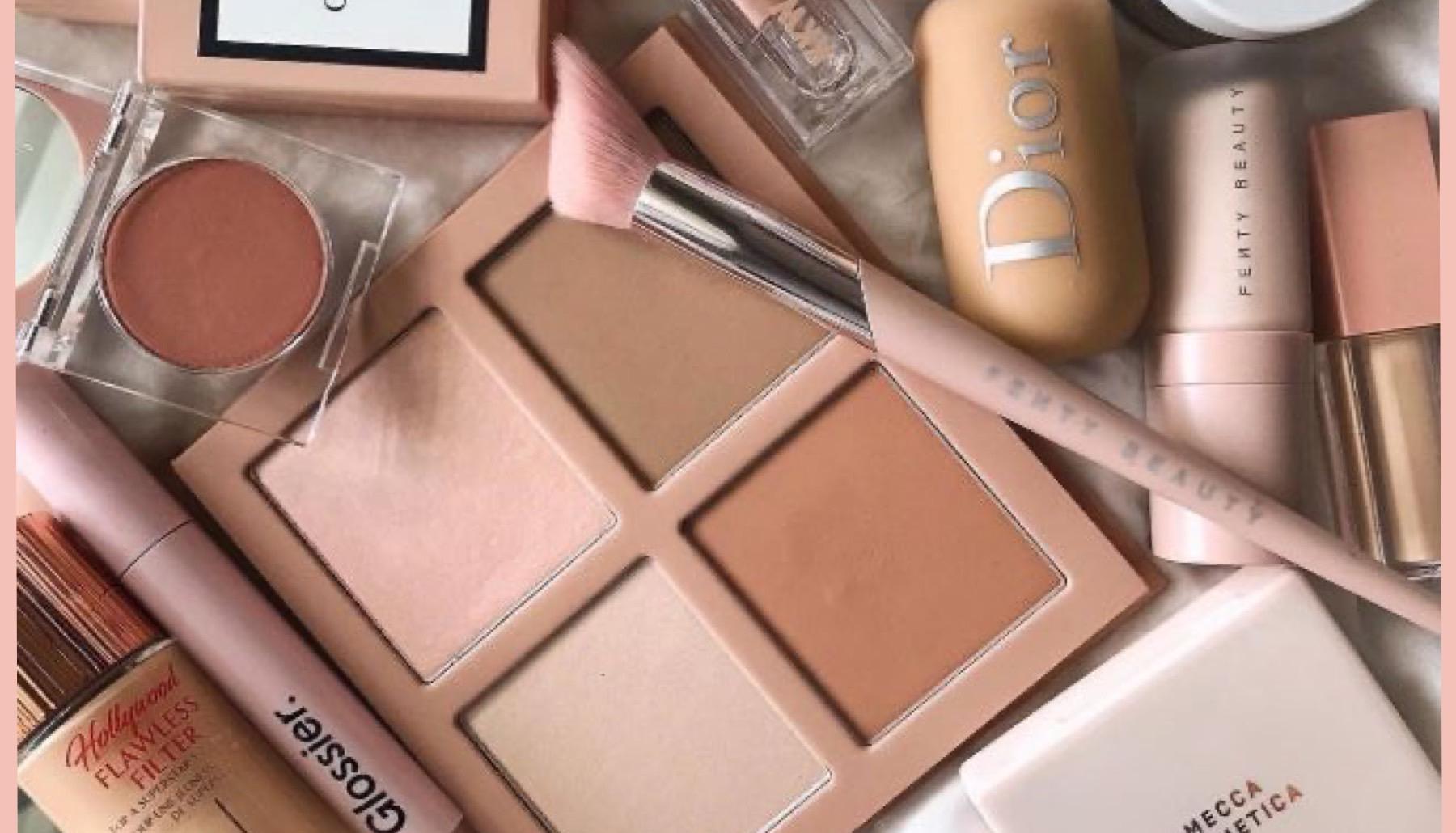 Orden de productos de maquillaje