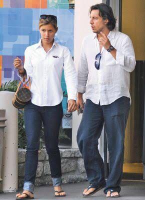 Alejandro Asensi y Michelle Salas