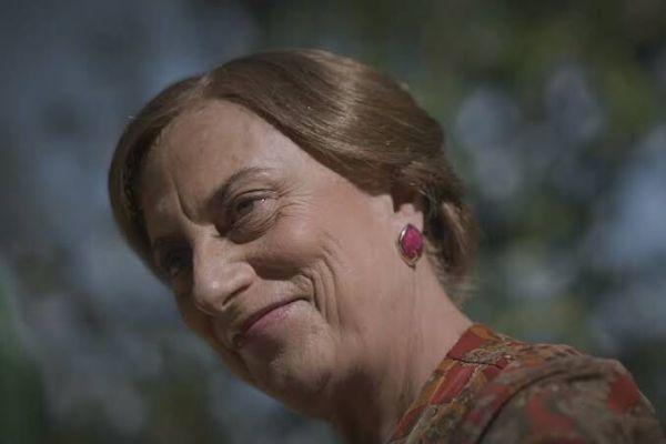 abuela Matilde en Luis Miguel la serie