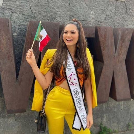 Andrea Meza Miss Universo 2020