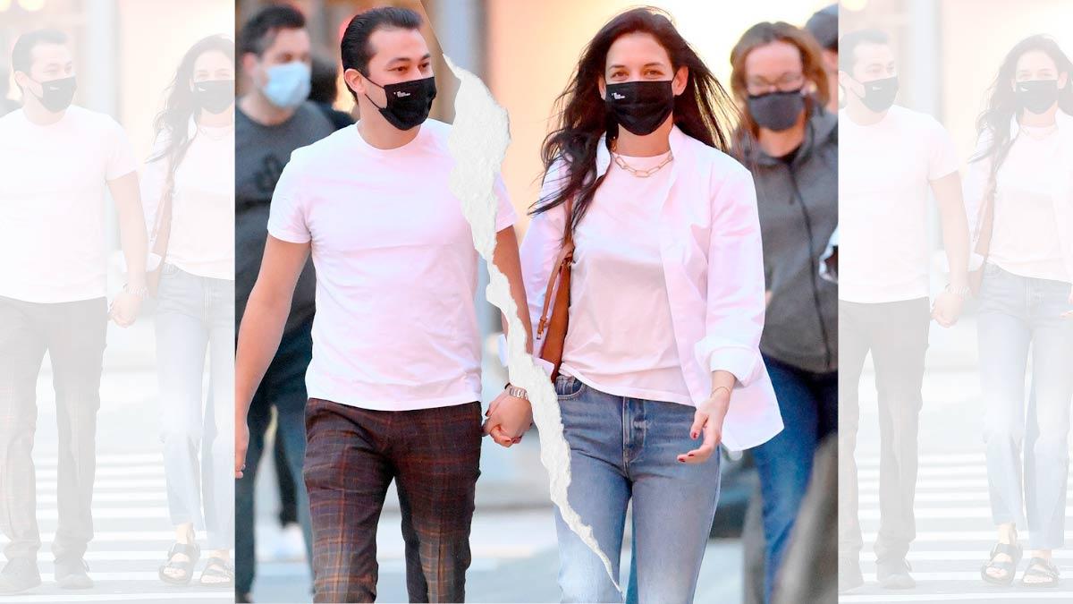 El romance entre Katie Holmes y Emilio Vitolo inició a principios de septiembre de 2020.