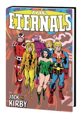 comic The Eternals