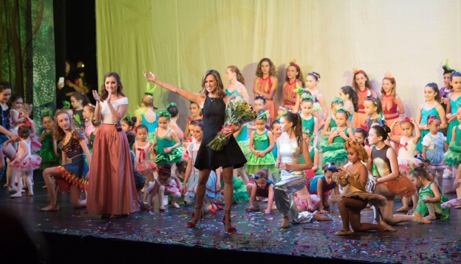 Let's Dance, academia de Adriana Davila Londoño presenta El Mago de Oz