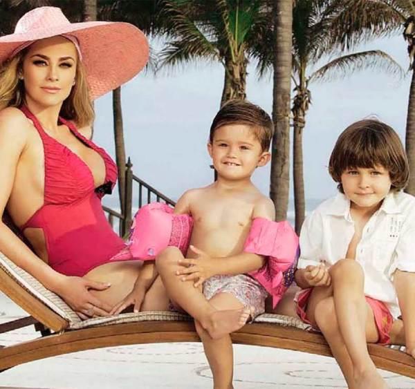 Aracely-Arambula-hijos