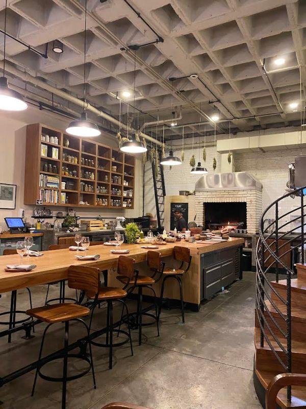 restaurante Marmota