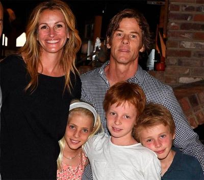 Julia-Roberts-familia