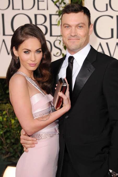 Megan Fox y Brian Austin Green