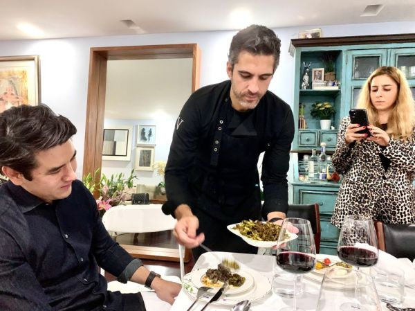 Chef Vladio Chiappetta