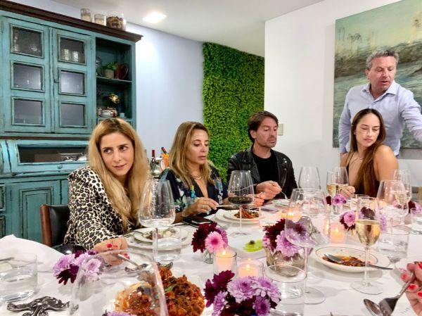Alexis Mustri, Luisa Serna, Abe Marcondes, Rafael Micha, Verónica Arias