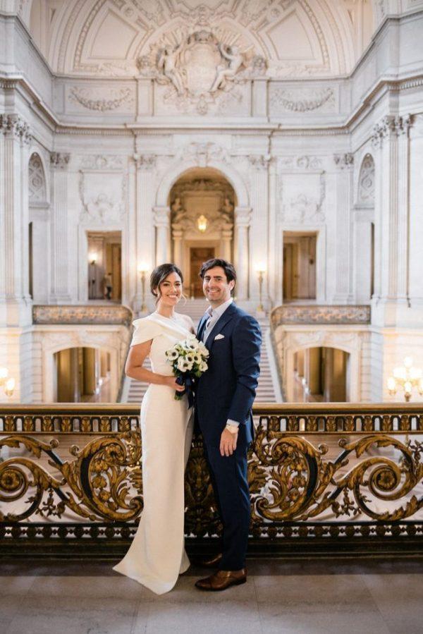 Marisol Herrera y Justin DeMola