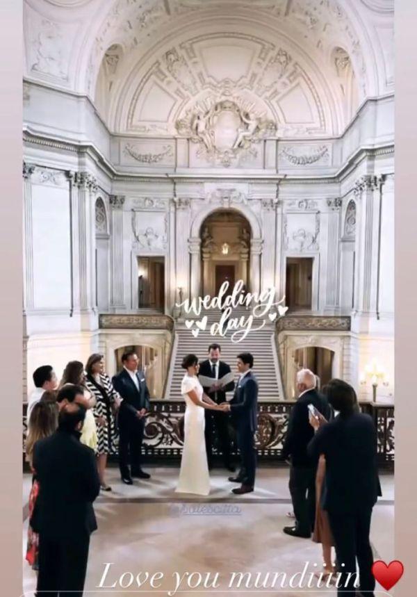 boda en City Hall San Francisco