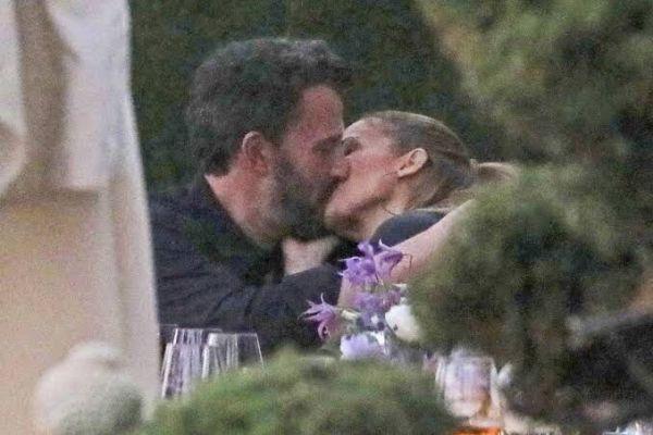 Ben Affleck y J.Lo