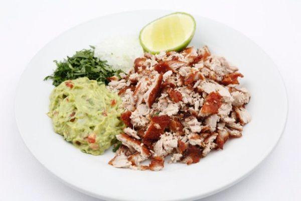 receta carnitas de atún