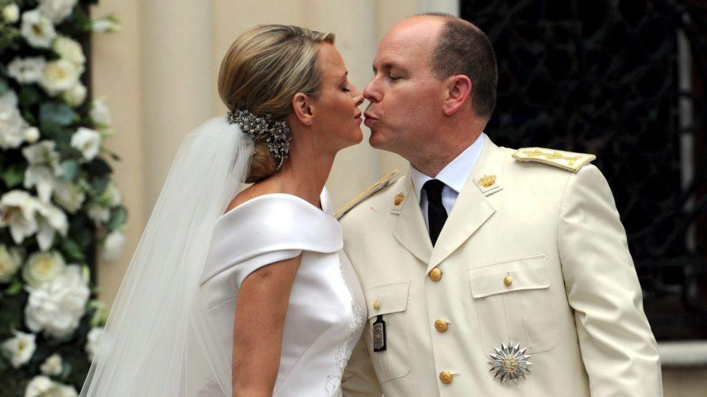 Charlene Mónaco boda