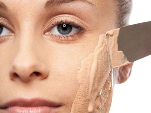 No excedas de maquillaje