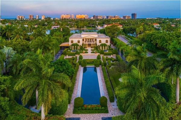 Ivanka Trump y Jared Kushner estrenan mansión en la Florida