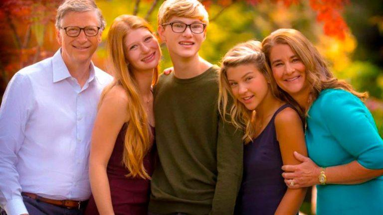 Bill-Melinda-Gates-e-hijos
