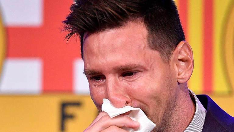 Messi-llorando