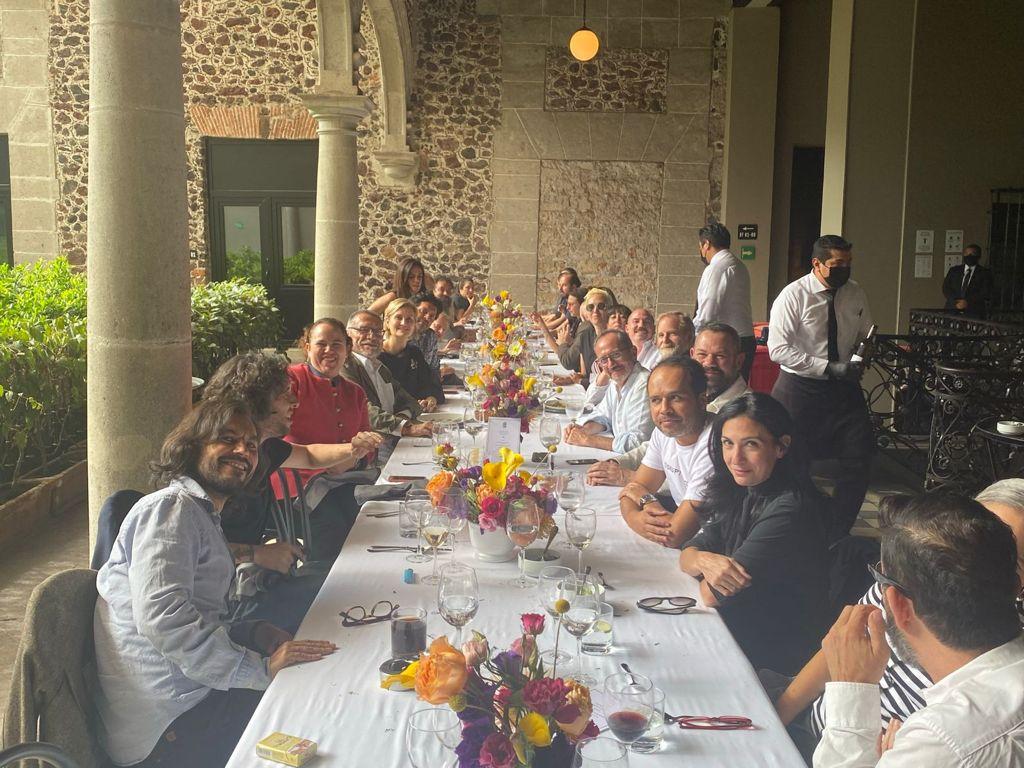 Todos los invitados a la fiesta de Ana Elena Mallet