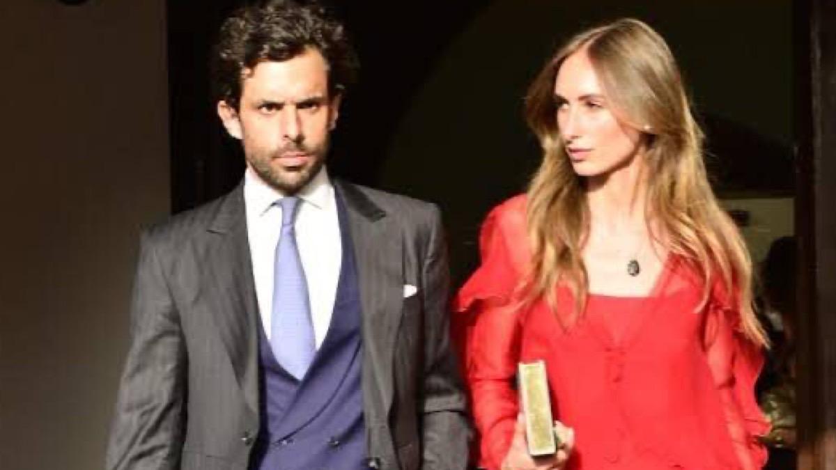 Alonso Aznar y Renata Collado