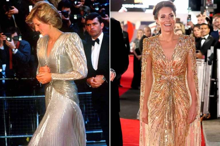 Lady-Di-y-Kate-Middleton