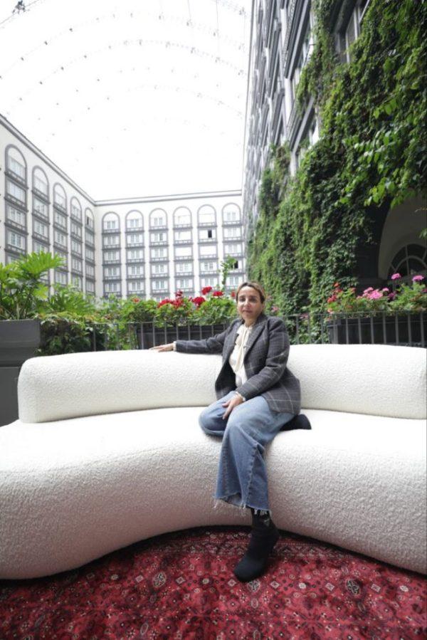 Luis Serna Shooting editorial de Solferino Home