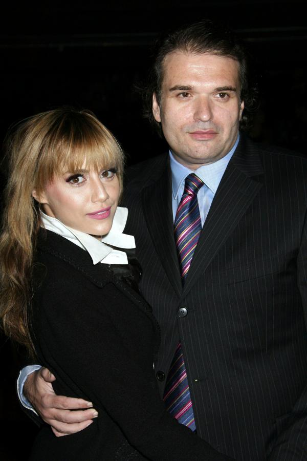 Brittany Murphy y Simon Monjack