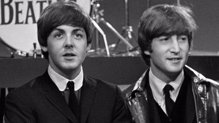 Paul-McCartney-John-Lennon