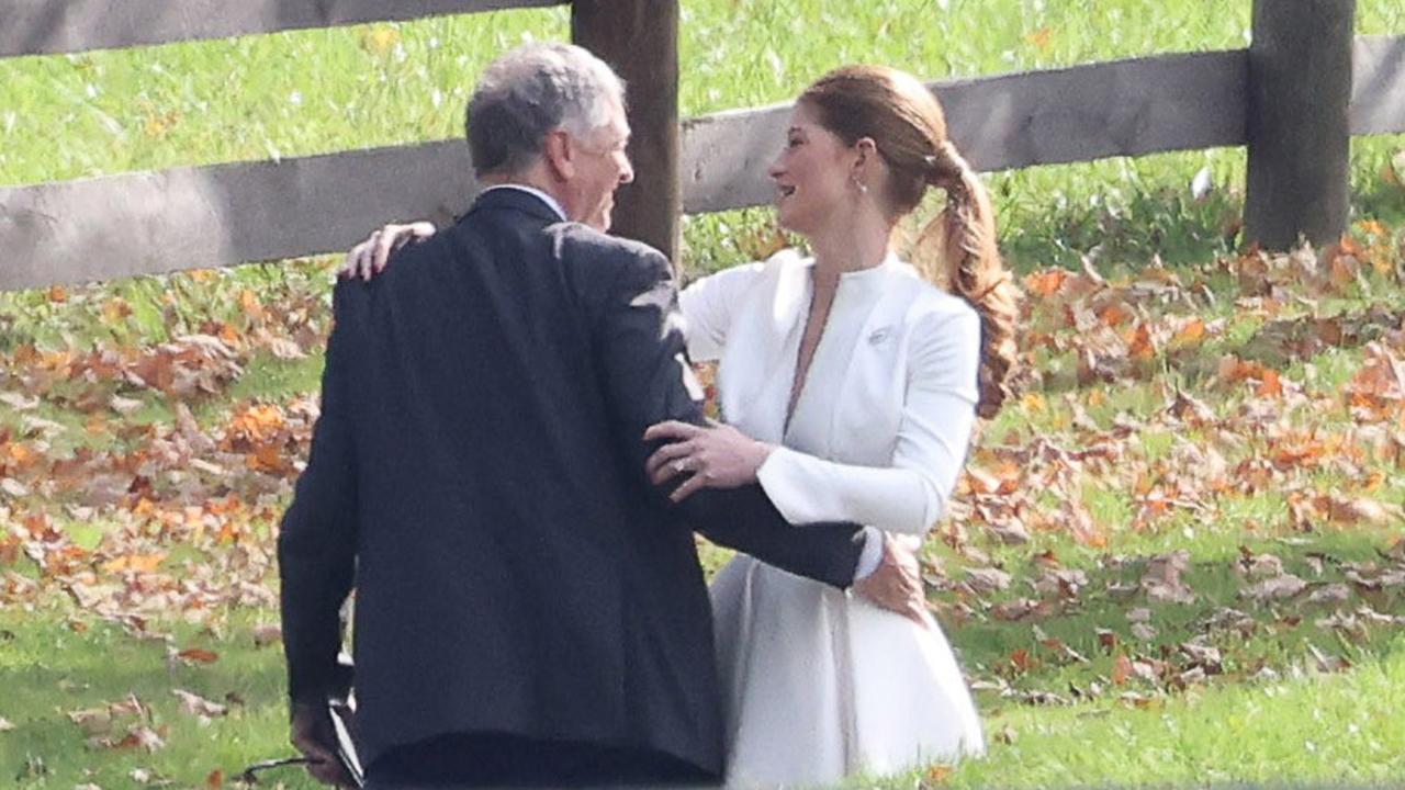 La hija de Bill Gates, Jennifer se casa en la finca millonaria de la familia.