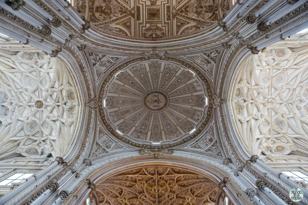 Crucero en la Catedral de Córdoba