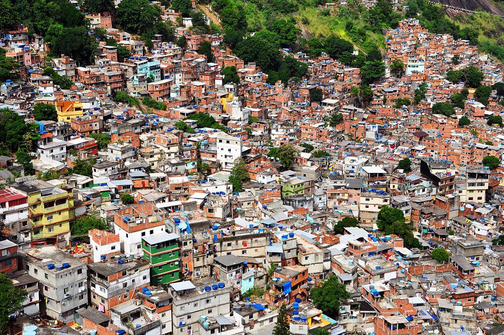 Favela rocinha, foto de chensiyuan