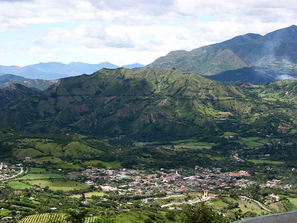 Vistas de Vilcabamba y el Valle de la Longevidad. Foto de The Lifter Lorax