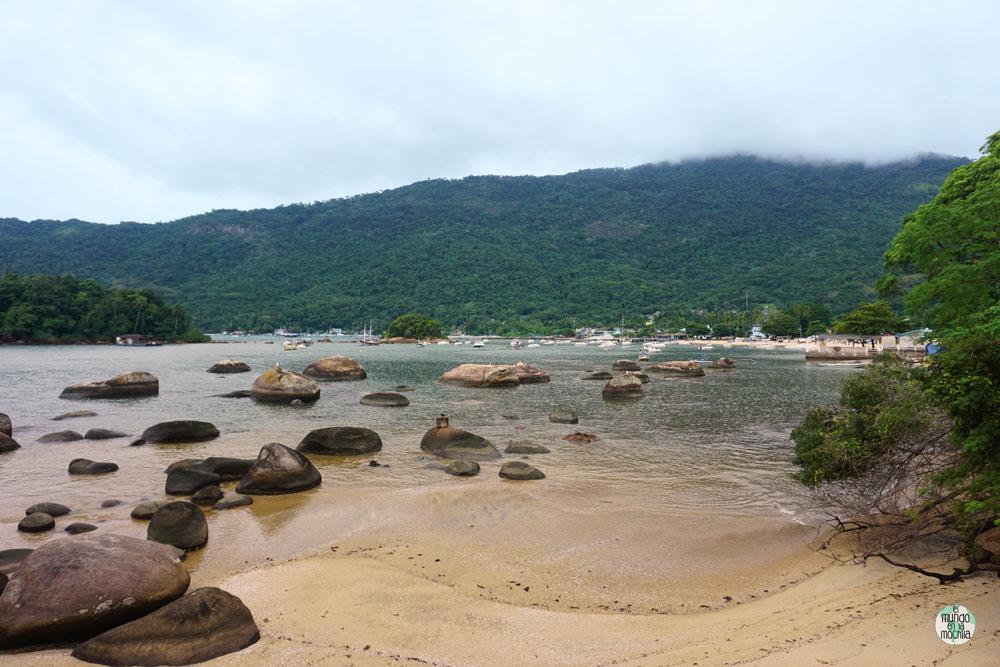 Playa de Ilha Grande, Brasil - Los 10 mejores destinos mochileros de Sudamérica