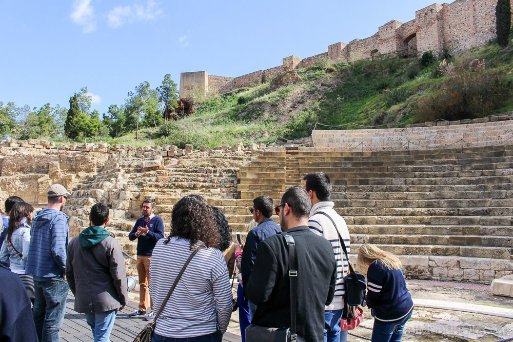 Curiosidades sobre Málaga: La Alcazaba y Teatro Romano