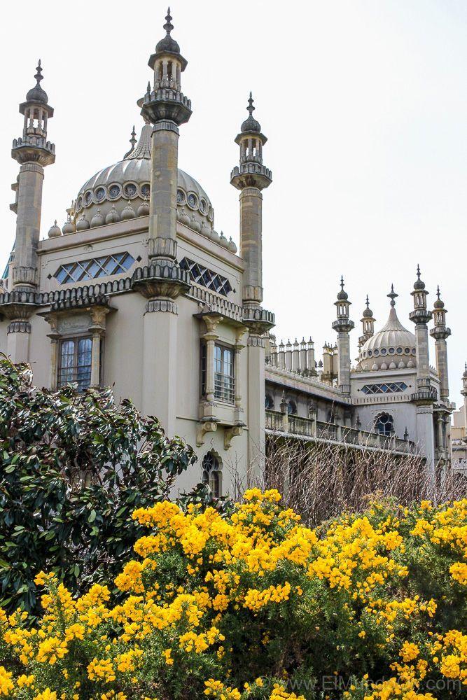 Brighton sobre el mar Londres-1048