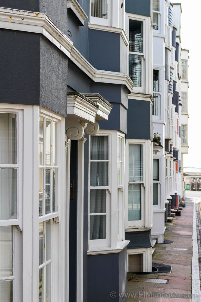 Brighton sobre el mar Londres-1080