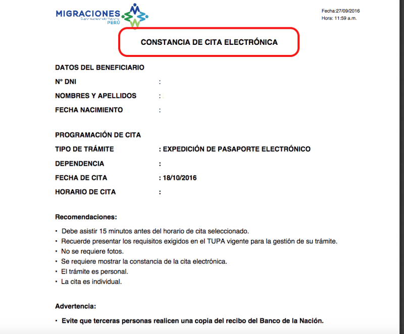 constancia-de-cita-electronica-para-pasaporte-electronico-peruano