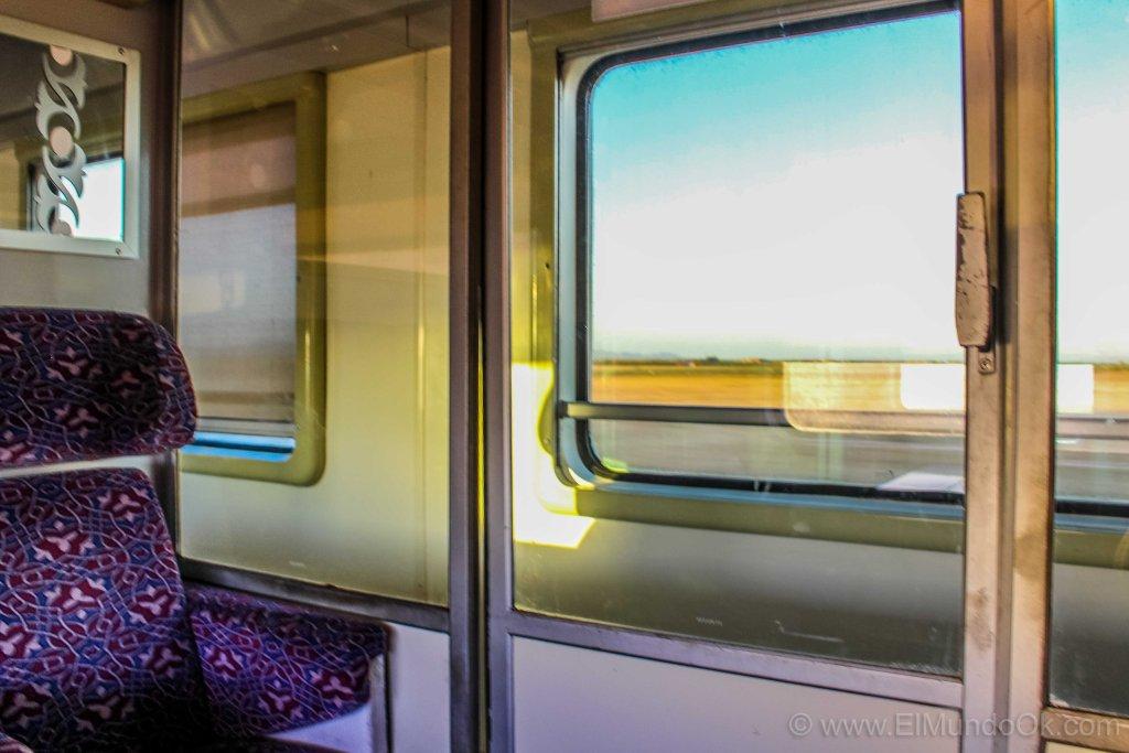 Tren Tánger - Marrakech.