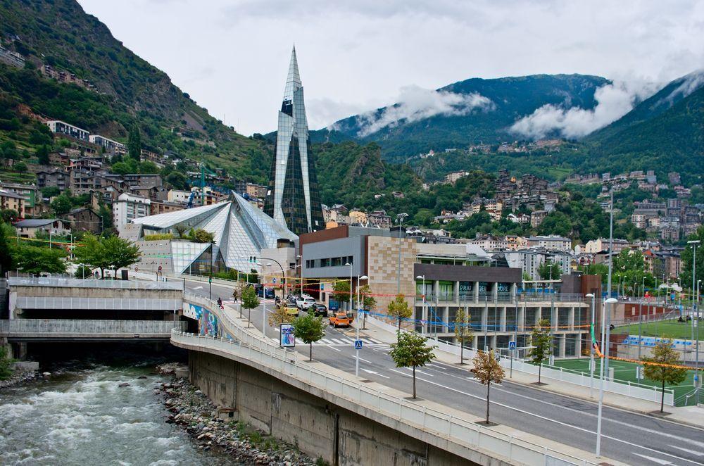 Imagen de Caldea en Andorra.