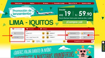 Viva Air Perú: Guía (rápida) para comprar en la primera aerolínea Low-Cost del país de los incas