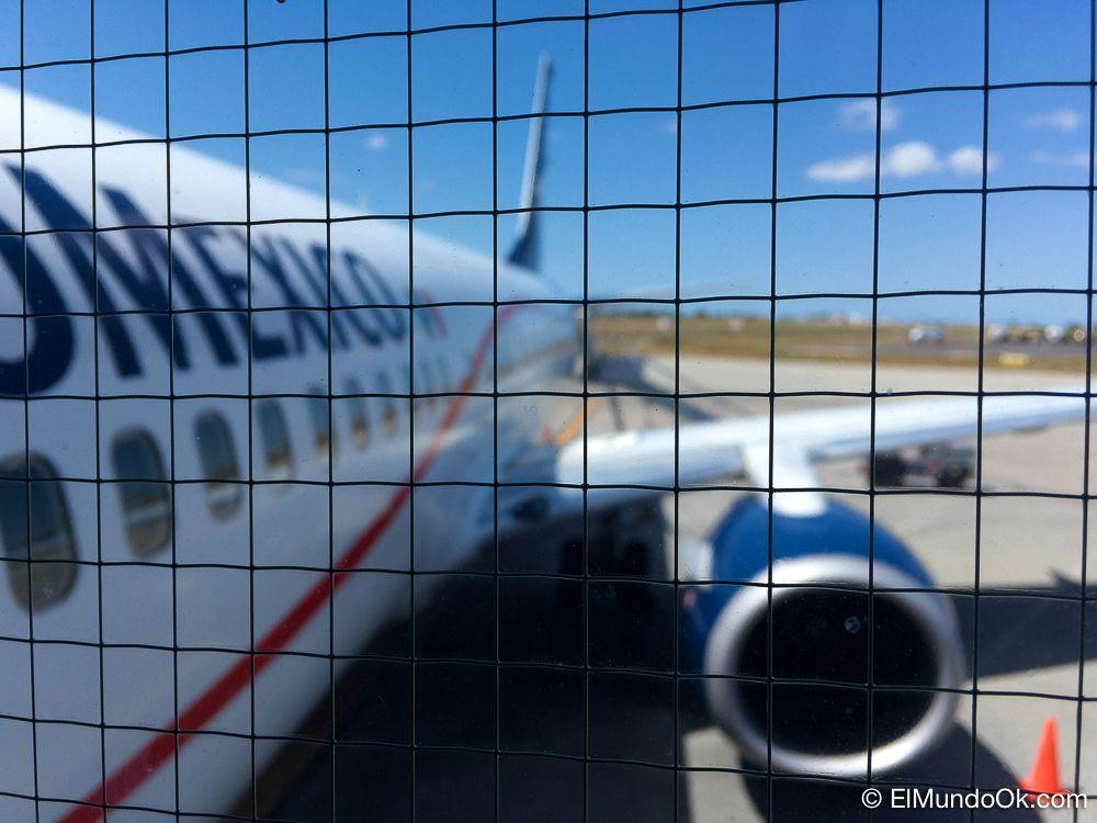 Vuelo Tijuana - Ciudad de México con Aeroméxico.