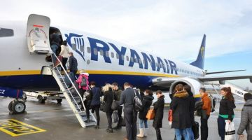 Ryanair cambia su política de equipaje, opinión de un pasajero in-frecuente