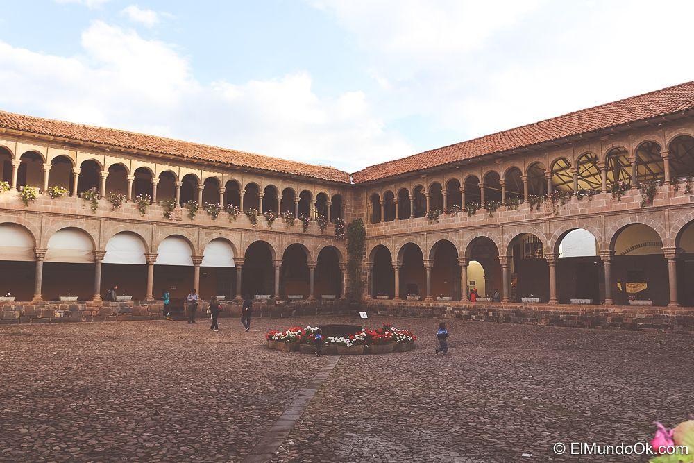 Convento de Santo Domingo del Cuzco (Corikancha).
