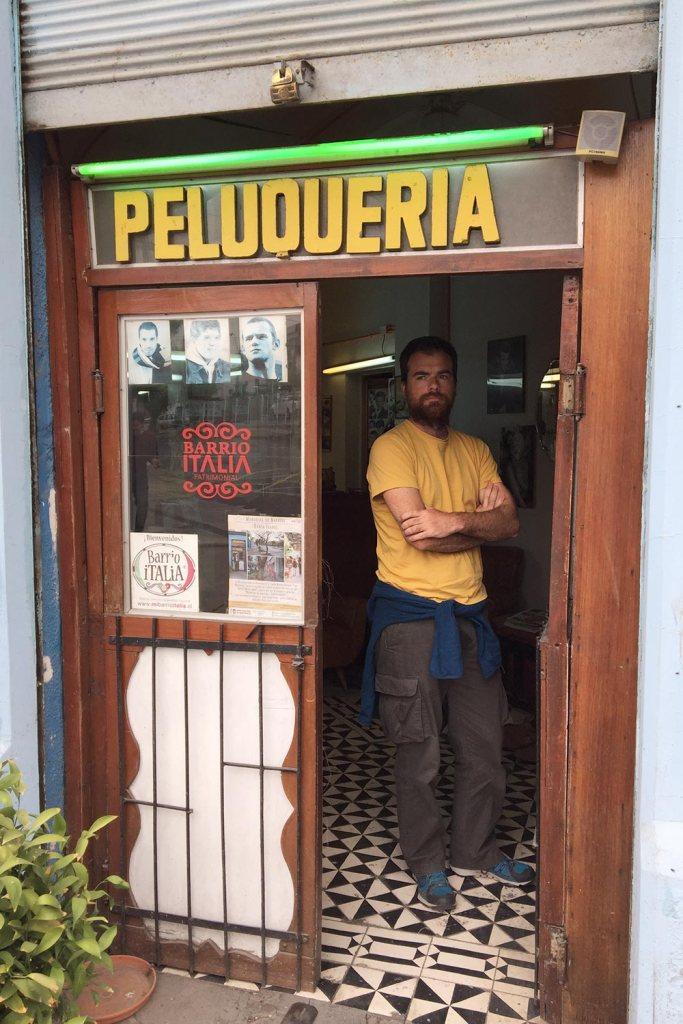 Peluquería Morales