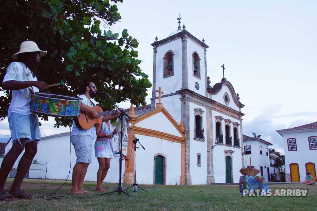Música Paraty Brasil