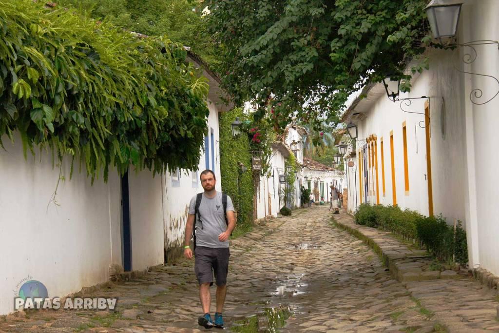 Calles Paraty Brasil